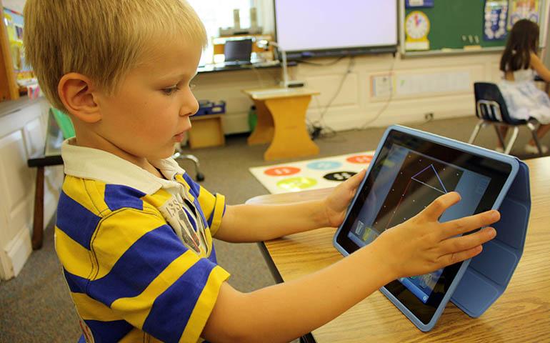O uso do tablet como aliado da alfabetização infantil