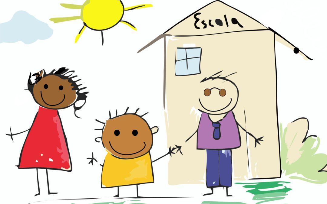 Família e escola: parceria por uma educação plena.